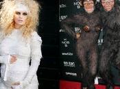 Halloween: costumes stars