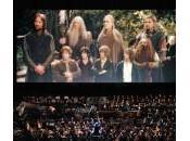Seigneur Anneaux Communauté l'Anneau ciné concert