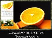 Concours européen recettes d'orange mandarine 2011