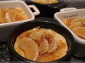 Crème brulée spéculos mandarines