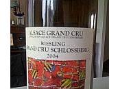 jolies bouteilles derniers temps Ormes Pez, Volnay, Trevallon, Schlossberg