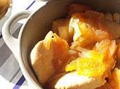 Couscous poulet, raisins oignons caramélisés