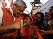 Otto Perez président Guatemala