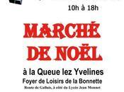 Marché Noël Queue Yvelines