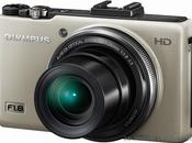 Nouveau look pour l'appareil photo numérique Olympus XZ-1