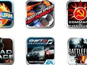 Electronic Arts Promotion jeux iPhone iPad (Need Speed, Battlefield, Dead Space, ...)