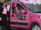 Colombie Medellin lance taxi pour femmes