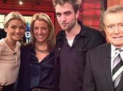 Robert Pattinson Regis Kelly Show