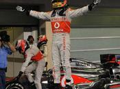 Victoire d'Hamilton Dhabi