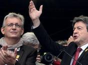 attaques Jean-Luc Mélenchon contre François Hollande passent chez communistes