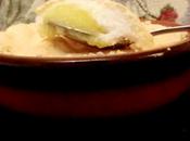 Crème citron vert meringuée
