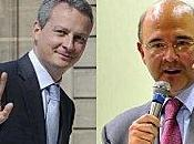 Bruno Maire versus Pierre Moscovici l'autre combat 2012