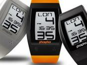 Phosphore World Time Sport montre pour sportifs