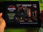 Jurassic park Ipad
