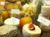 Lumière produit fromage chèvre