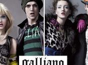 John Galliano propose collections mode boutique ligne GallianoStore
