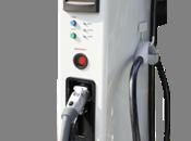 Voiture électrique chargeur rapide Nissan