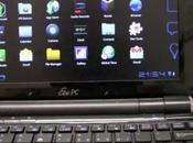 Android pour netbook Asus