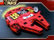 faucon millenium, tout Lego