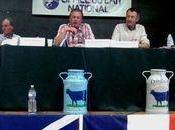 contractualisation laitière première réunion l'Office lait Avranches novembre 2011
