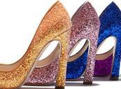 Chaussure tendance 2011: collection glitter