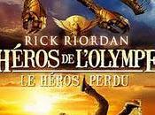 [Chronique] Héros l'Olympe, tome Perdu Rick Riordan