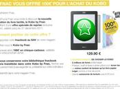 Fnac reprend votre FnacBook pour l'achat d'un Kobo