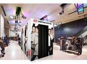 photomaton H&M Champs-Elysées