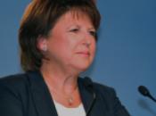 Martine Aubry: «tout parti mobilisé pour François Hollande gagne 2012»