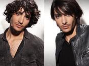 hair rock façon Fabio Salsa