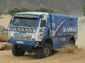Dakar 2012: KAMAZ BANC D'ESSAI