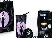 Design habillage sexy pour Café Carte Noire