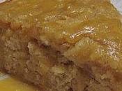 Gâteau pommes râpées