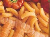Langoustines stortini, poivron rouge sarriette