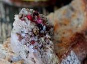 Dans panier ménagère rock fois gras (une recette Alexcellent
