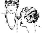 Coiffures 1920