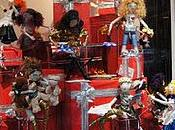 vitrines Noël Printemps Galeries Lafayette