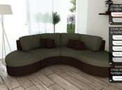 another side sofa