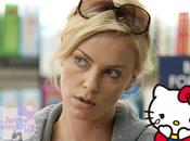L'actrice Charlize Theron n'aime Hello Kitty