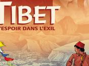 Album Tibet, l'espoir dans l'exil Véronique Jannot Philippe Glogowski