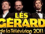 Palmarès Gérard télévision 2011