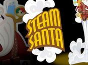 'Steampunk Santa' Desktop Gremlins