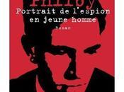 Portrait l'espion jeune homme, roman Robert Littell