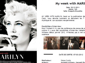 Week With Marilyn. Super Michelle Williams plein clips!