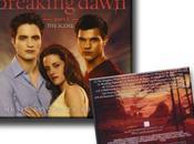 chanson passage brésilien Bella Edward dans Breaking Dawn description Score