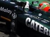 Caterham peut marquer points selon Trulli