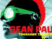 Sean Paul dévoile nouvel album Tomahawk Technique