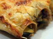 Cannelloni boeuf/courgettes