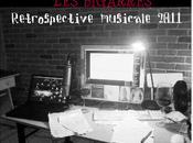 Rétrospective musicale 2011