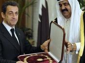 France L'exil doré Nicolas Sarkozy Doha, Qatar